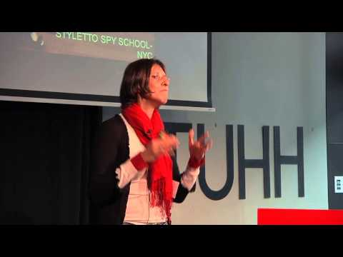 The future of learning, learning for the future: Bea Beste at TEDxTUHH