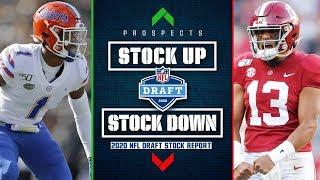2020 NFL Draft RUMORS | NFL Draft Risers & Fallers (2020 NFL Draft Stock Up & Down)