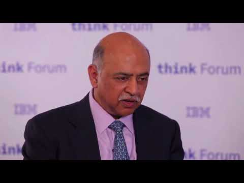 IBM Think forum 2018 - Let's talk about cyber defense