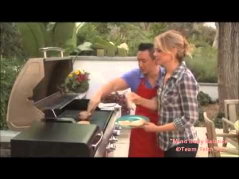 Mind Body Balance With Faith Ford Put The 'You' In BBQ