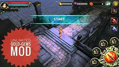 Dark Avenger Mod Unlimited Gems Offline