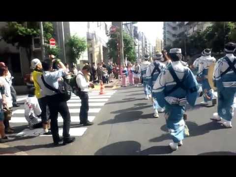 浅草橋紅白マロニエ祭り20120513