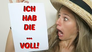 10 SUPER FUNNY German EXPRESSIONS You MUST know! (part 1)