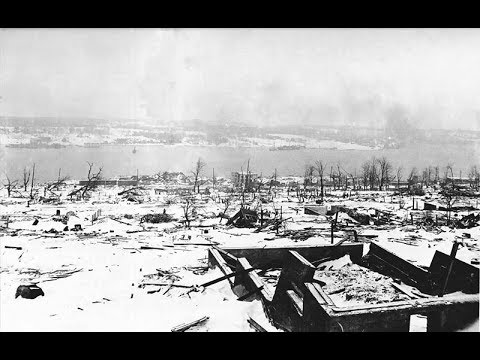 100 Years 100 Stories - The Halifax Explosion
