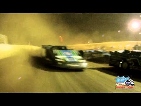 Jason Feger On-Board | UMP Summer Nationals A-Main | Paducah International Raceway | June 29th, 2012