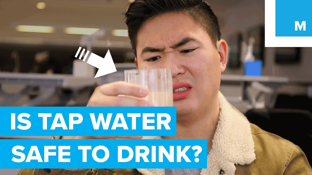 Is Tap Water Safe to Drink? - Sharp Science - YouTube