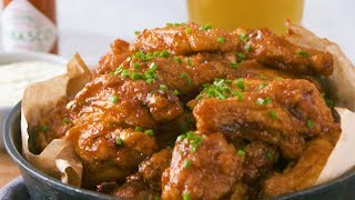 Best Ever Spicy Chicken Wings