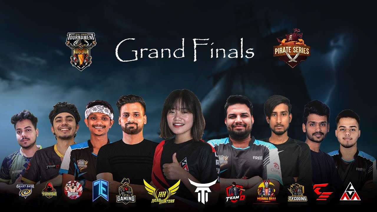 Total Gaming Free Fire tournament Live - Grand Finals | Garena Free Fire Live
