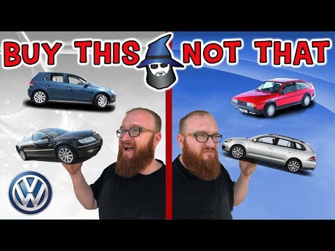 The CAR WIZARD Shares The Top Volkswagen Cars TO Buy & NOT To Buy!