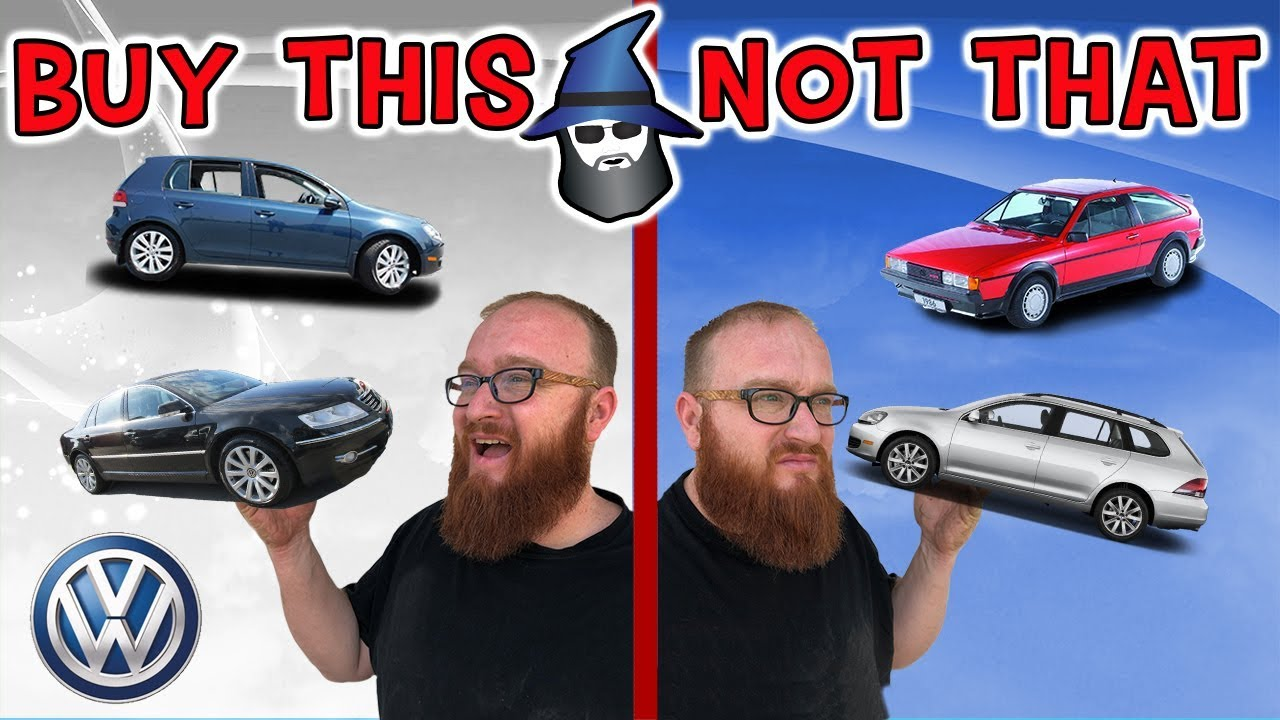 Download The CAR WIZARD shares the top VOLKSWAGEN Cars TO Buy & NOT to Buy!