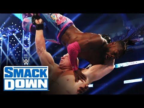 Kofi Kingston vs. Brock Lesnar: SmackDown, Oct. 4, 2019