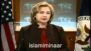 Hillary Clinton about Anti-Ahmadiyya laws Persecution in Pakistan Islam Ahmadiyya.mp4.flv