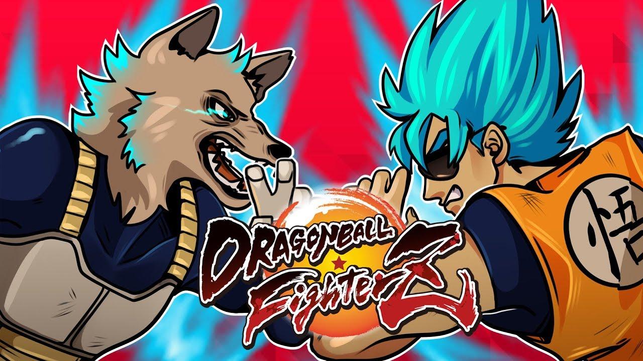 FranDaMan1 Goes Super! - Dragon Ball FighterZ (Online Match