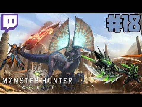 DOUBLE ZERO SUM DISCHARGE | BEST OF Monster Hunter: World Twitch Highlights! #18