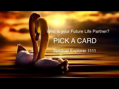 More Possibilities  Who is your Future Life Partner? Pick A Card