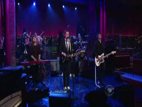 The Airborne Toxic Event - Sometime Around Midnight (The Late Show with David Letterman)