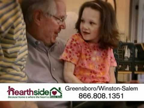 Hearthside Home Care - Serving Greensboro and The Piedmont Triad of North Carolina