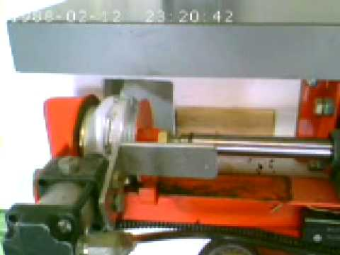 how to make a pneumatic can crusher