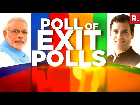Exit Polls With Arnab Goswami - Live Updates