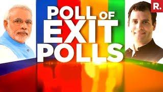 Exit Polls With Arnab Goswami