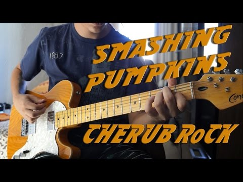 Smashing Pumpkins - Cherub Rock ( Shazan Guitar Cover )