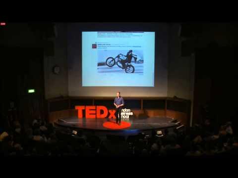Gareth Cliff TedX London 2015