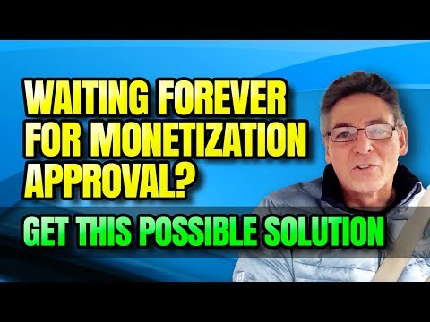Still Under Review For Youtube  Monetization?  Try This New 2018 Solution