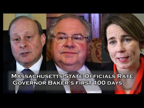 Massachusetts State Officials Rate Governor Baker