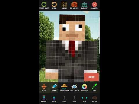 Custom Skin Creator Minecraft Apps On Google Play