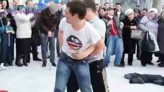 Танцы русских алкашей (+21!)