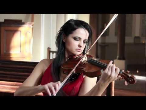 Lana Trotovsek - J.S.BACH: Fugue from Violin Sonata in G minor