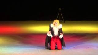 M.O.con 2016: Косплеер Toshiro (Репетитор -Киллер  Реборн)