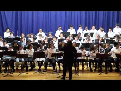 Richard J. Bailey Winter Band Concert 2016