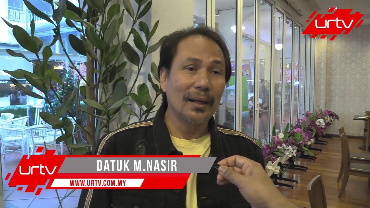 Nak jadi komposer hebat? Ini nasihat Datuk M.Nasir