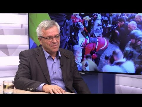 DumskayaTV: Вечер на Думской. Александр Остапенко, 18.10.2017
