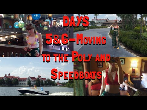disney-world-florida-vlog-3-days-5-and-6---disneys-polynesion-resort