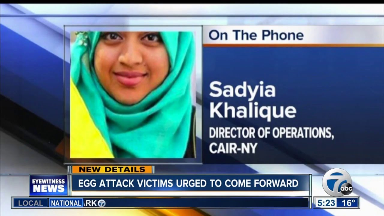 Video: CAIR-NY Urges Buffalo Muslim Teens to Come Forward Following Attack