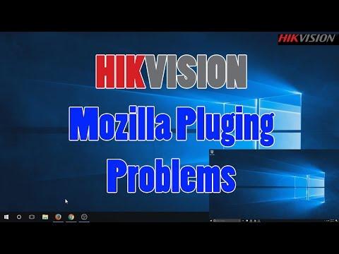Mozilla Firefox Fix HikVision Plugins