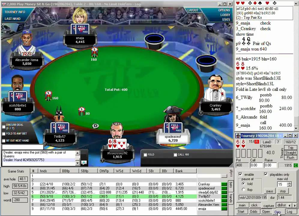 Free20 Pokerstars