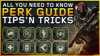 Blackout | Full Perk Guide! Tips N' Tricks (Black Ops 4)