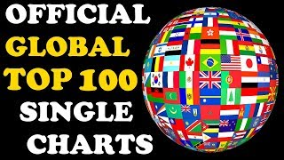 Global Top 100 Single Charts | 25.09.2017 | ChartExpress