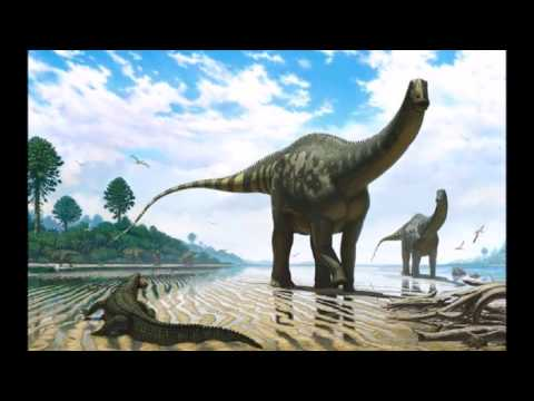 Tribute to Argentinosaurus