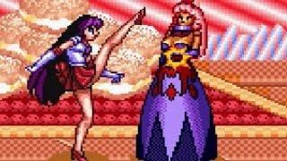 美少女戦士セーラームーン セーラーマーズでステージ2 【むずかしい】