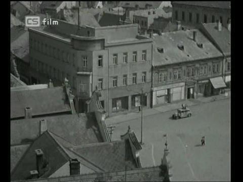 Pelhřimov - 1964 - film Místo v houfu