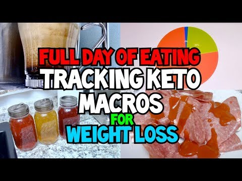 what-i-ate-today-on-keto-|-tracking-macros-for-weight-loss-+-cook-with-me