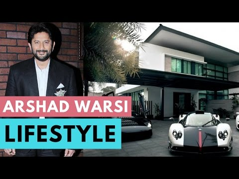 Arshad Warsi LifeStyle | Net Worth | Career | Wife | Movies | Cars | Gossips & News!