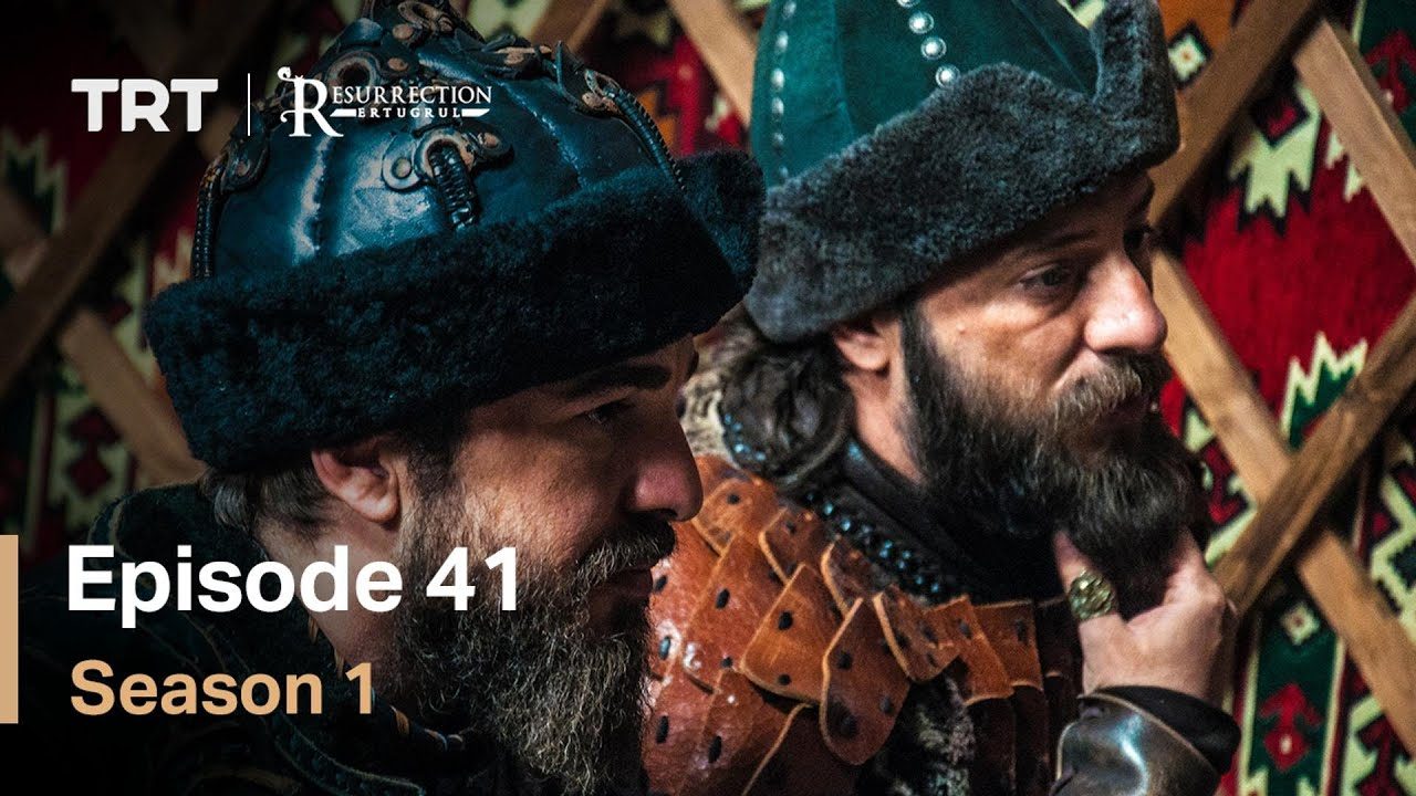 Resurrection Ertugrul Season 1 Episode 41 (English Subtitles)
