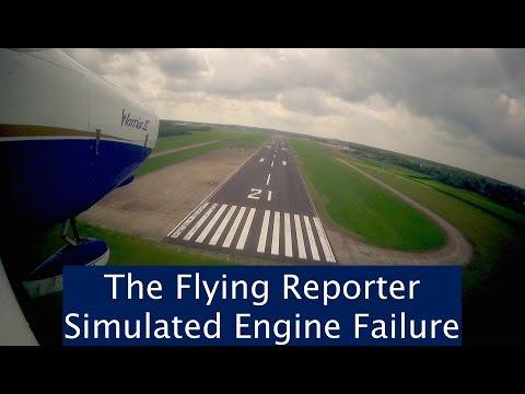 Simulated engine failure - PA28