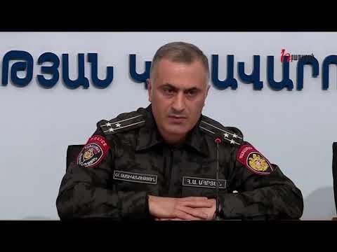 Տեսանյութ.Ինչո՞ւ են Երեւանում տեղակայված ԲՄՊ ներ. պարզաբանում է ՀՀ փոխոստիկանապետը