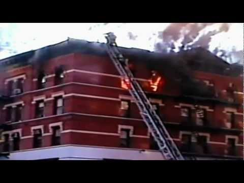 1999 - FDNY RESCUE 1, FDNY LADDER 25, 4, 16, FDNY TOWER LADDER 35, 22, ENGINE 22, 40, 74, 23, NYPD.
